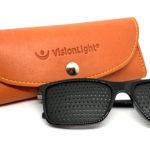 Occhiali Stenopeici VisionLight® Modello Venti Deep Black